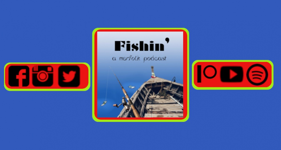 Fishin: A Merfolk Podcast Free Feed - show cover