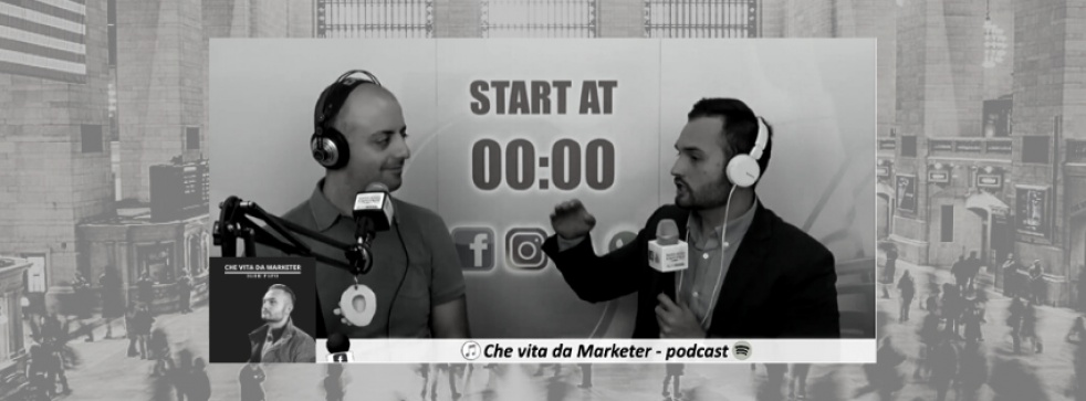 Che Vita da Marketer - Cover Image