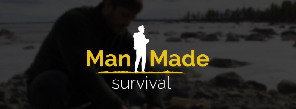 The Man Made Survival Show - Cover Image