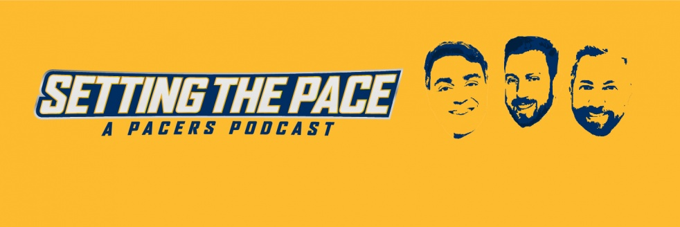 Setting The Pace (A Pacers Podcast) - imagen de show de portada