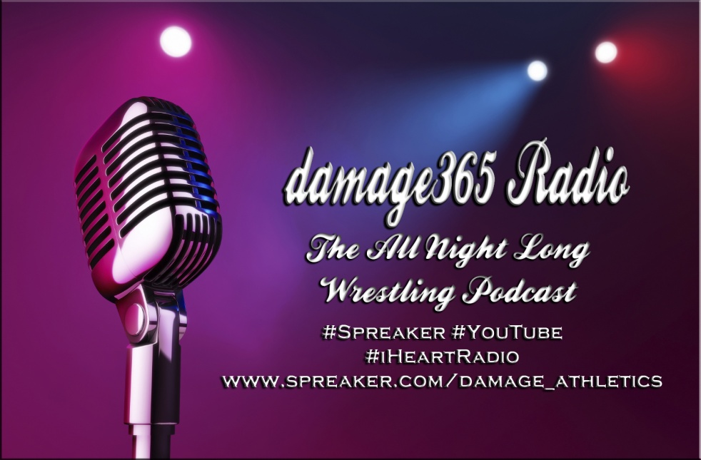 All Night Long Wrestling Podcast - immagine di copertina dello show