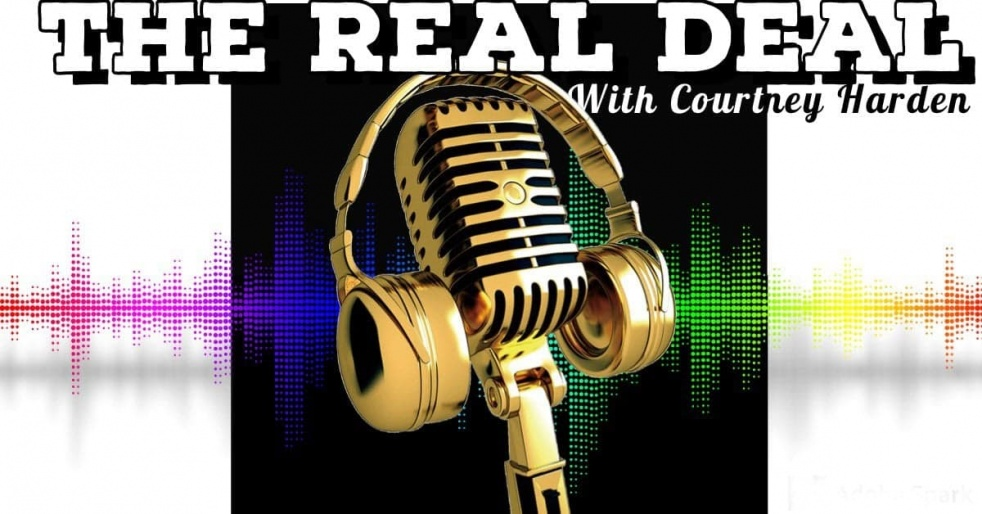 The Real Deal with Courtney Harden - Cover Image