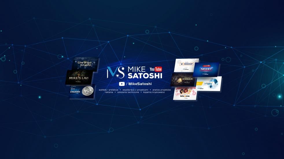 Mike Satoshi - imagen de portada
