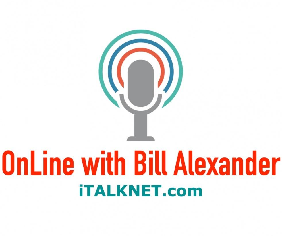 OnLine with Bill Alexander - TLKRaydio.com - imagen de portada