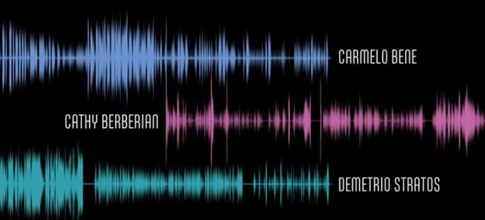Il corpo della voce - imagen de show de portada