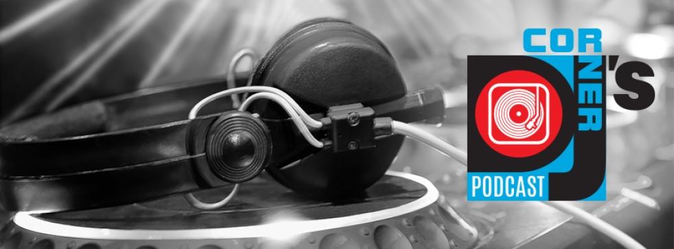DJ's Corner Podcast - imagen de show de portada