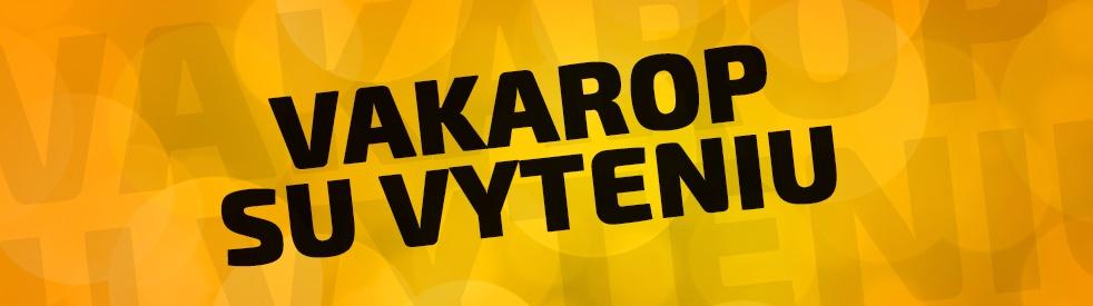 VAKAROP SU VYTENIU - Cover Image