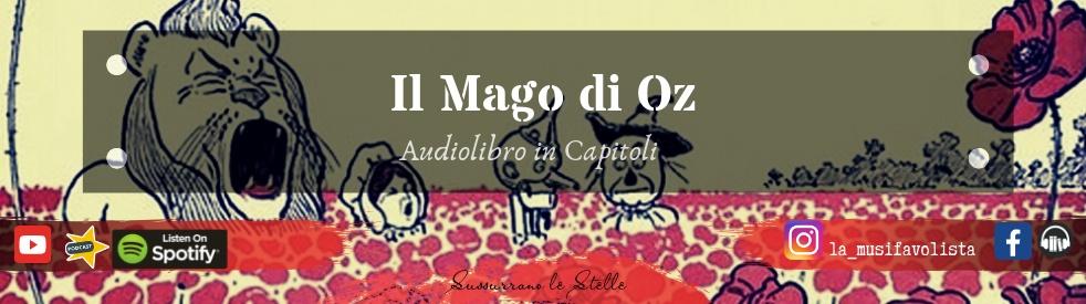 ★ IL MAGO DI OZ ★ Audiolibro Completo ★ - show cover