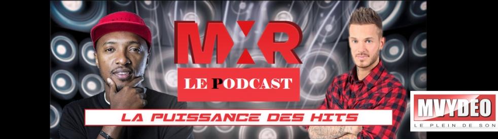 mxr le podcast - imagen de portada