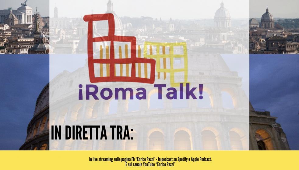 Roma Talk! - immagine di copertina
