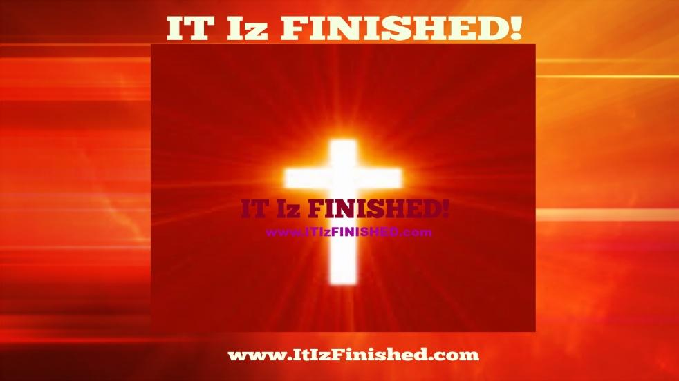 IT Iz FINISHED End Times Ministries - imagen de show de portada