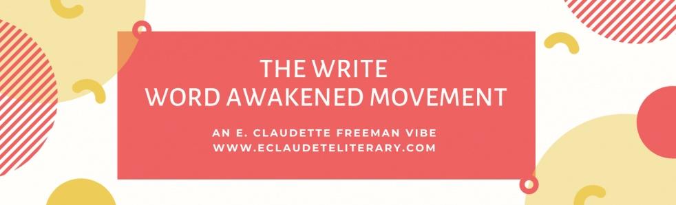 Write Word Awakened Podcast - Cover Image