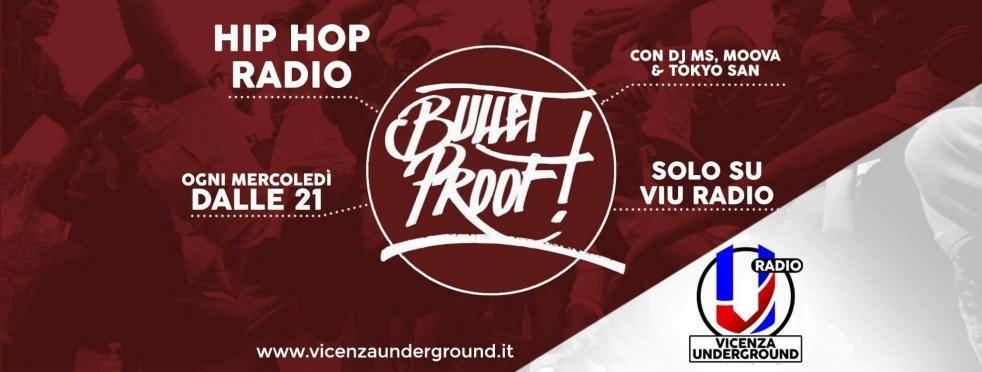 Bulletproof - show cover