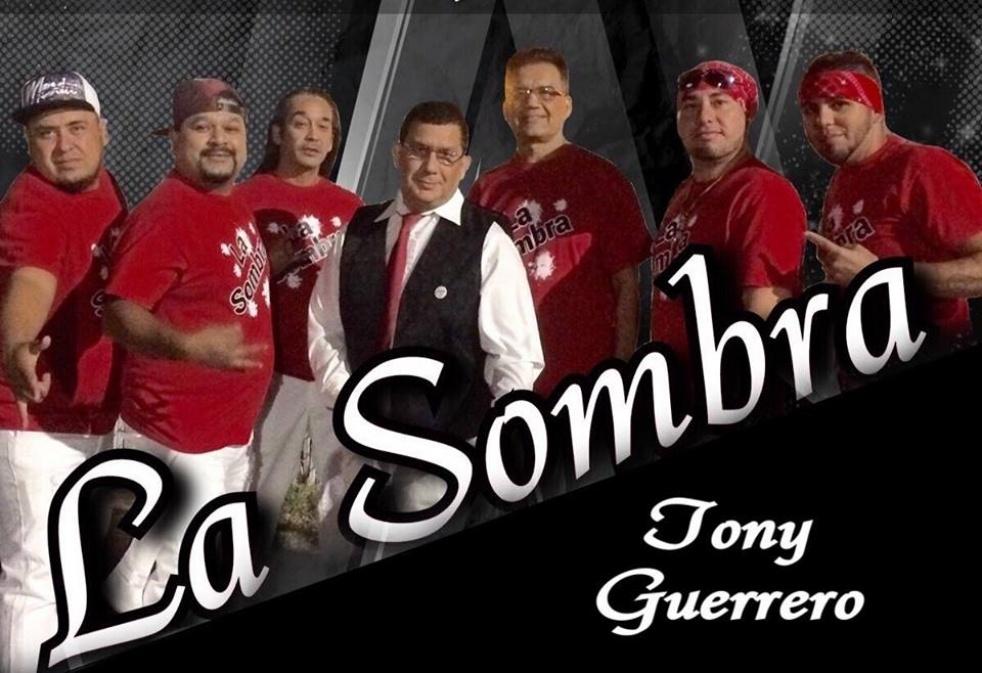 La Sombra de Tony Guerrero - show cover