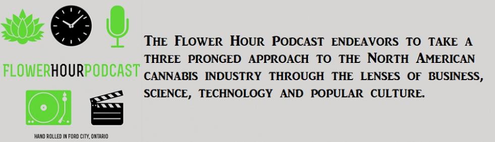 The Flower Hour Podcast - immagine di copertina