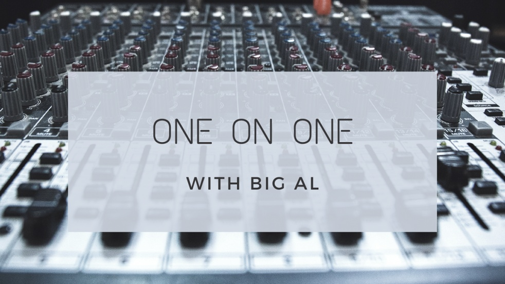 One on One With Big Al - immagine di copertina dello show