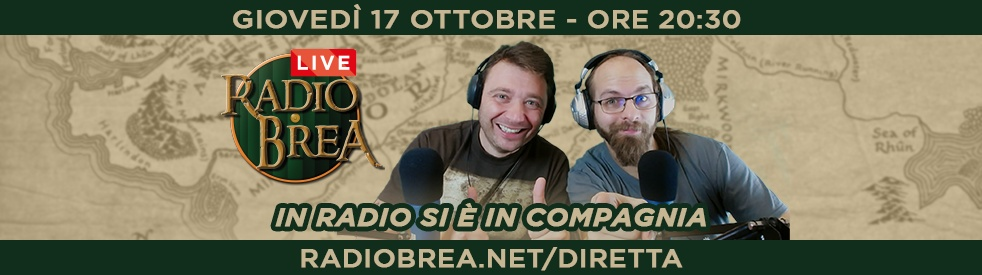 Quelli di Radio Brea (QDRB) - show cover