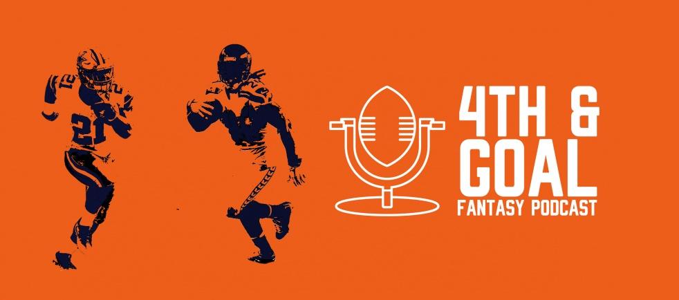 4th & Goal Fantasy Football Podcast - show cover