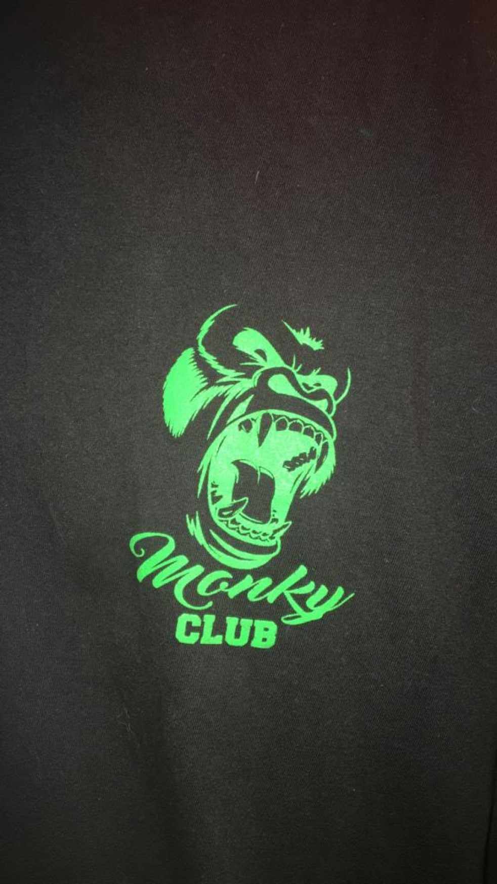 monky club's show - show cover