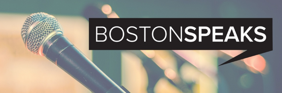 BostonSpeaks with Kit Pang - show cover