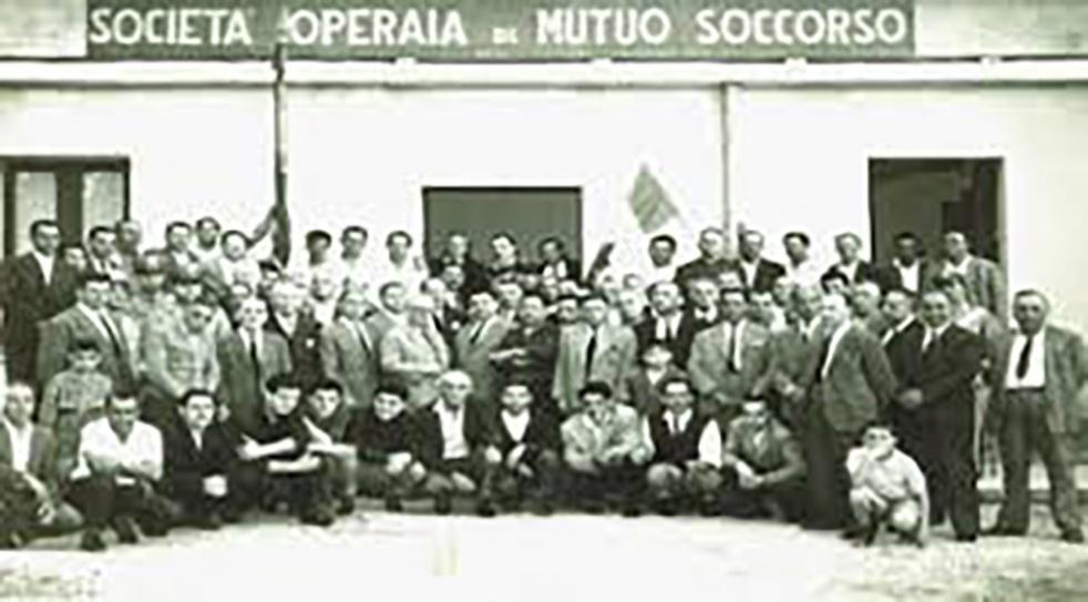Società Operaia di Mutuo Soccorso - show cover