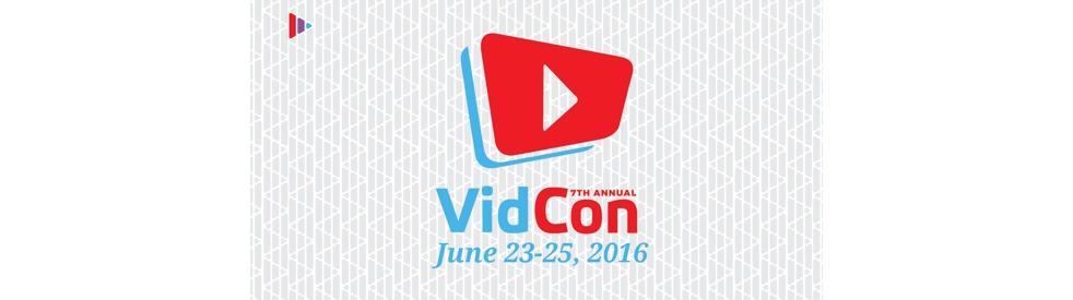 LIVE FROM VIDCON 2016 - Cover Image
