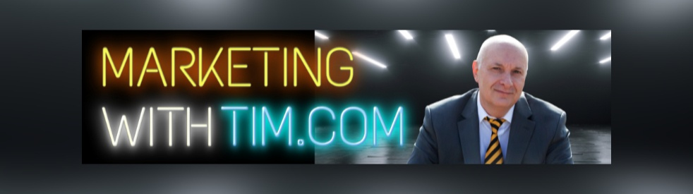 Marketing With Tim - Cover Image