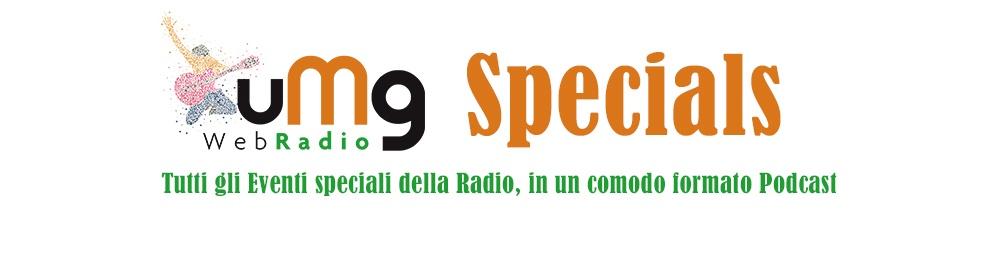 Umg Web Radio SPECIALS - immagine di copertina dello show