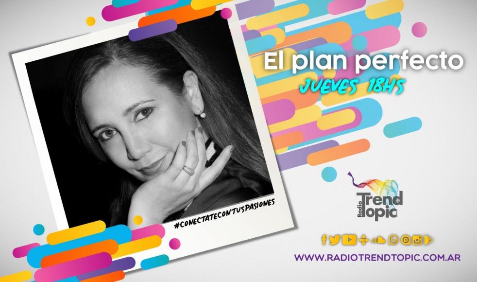 El Plan Perfecto - Radio Trend Topic - imagen de show de portada