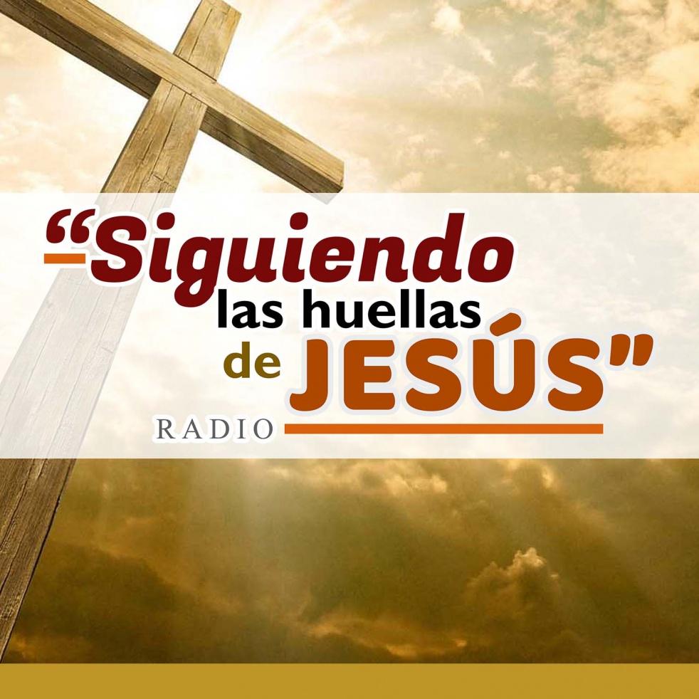 """""""Siguiendo las huellas de Jesús"""" - imagen de show de portada"""
