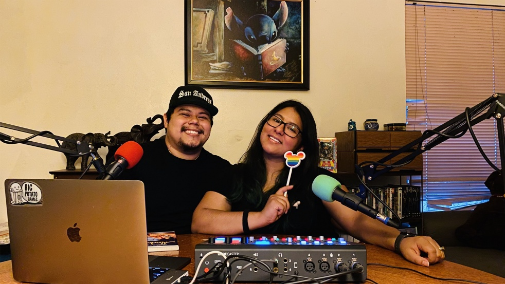 The Peter Pan Syndrome Podcast - imagen de portada