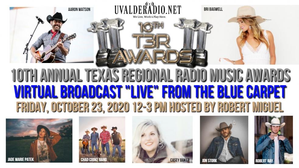 2020 Texas Regional Radio Music Awards - immagine di copertina