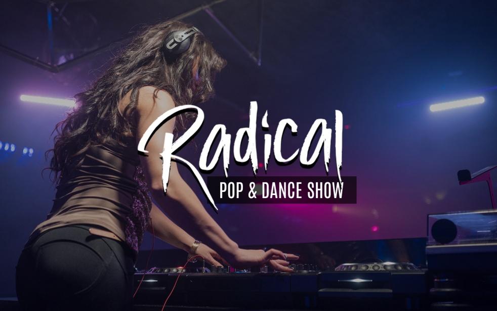 Live Radical Pop Music & Club Dance Show - show cover