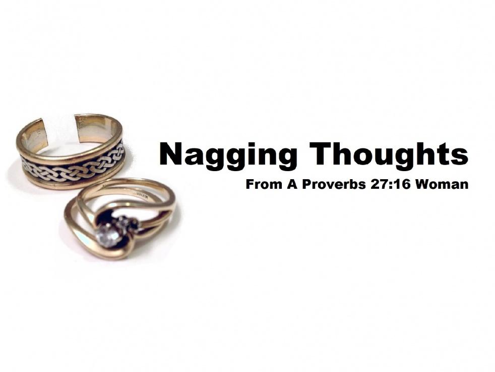 Nagging Thoughts - imagen de show de portada
