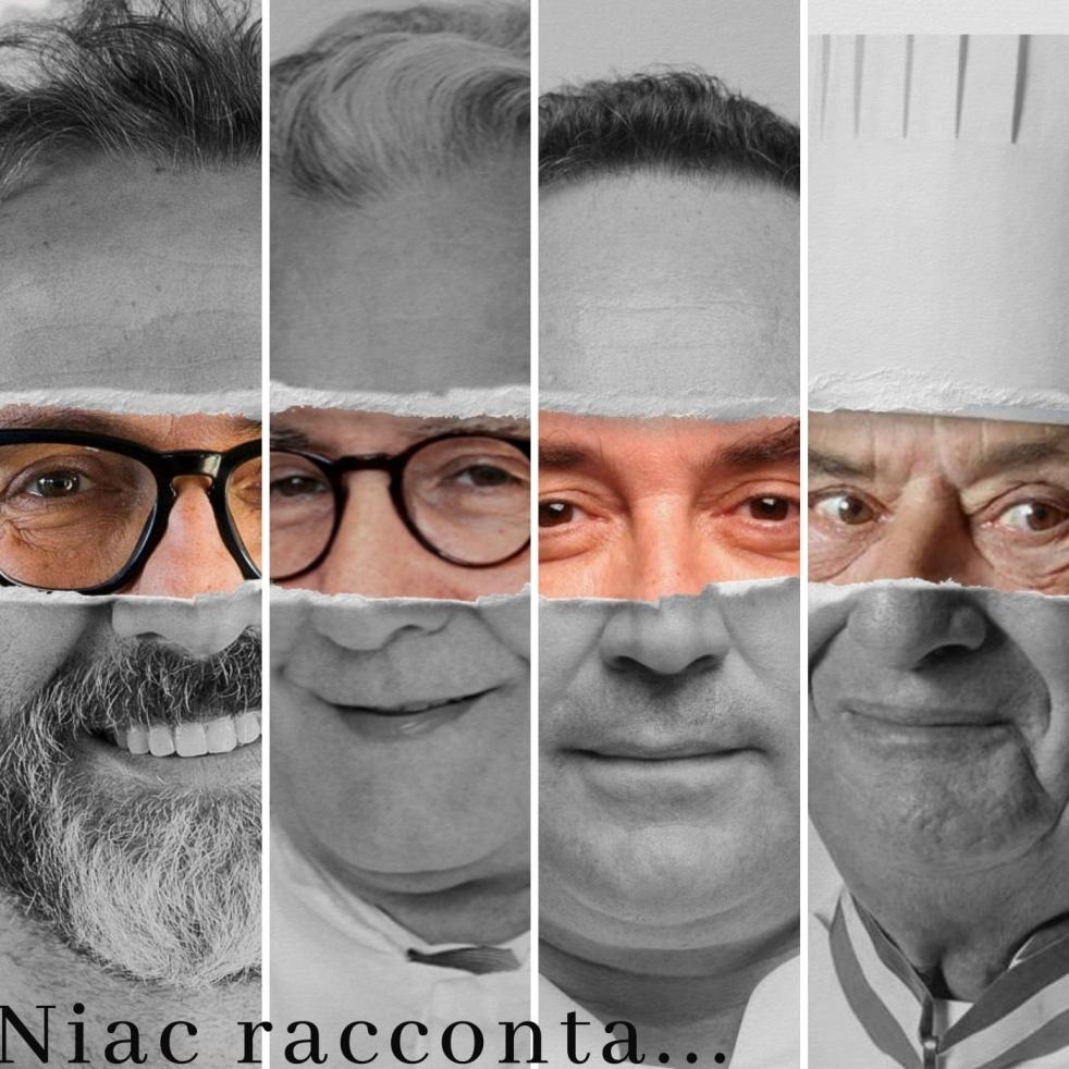Niac racconta... - Cover Image