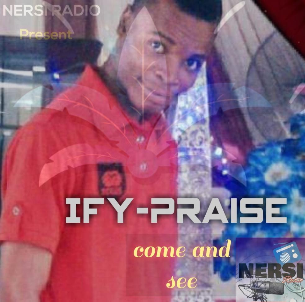 Ify-praise - immagine di copertina dello show