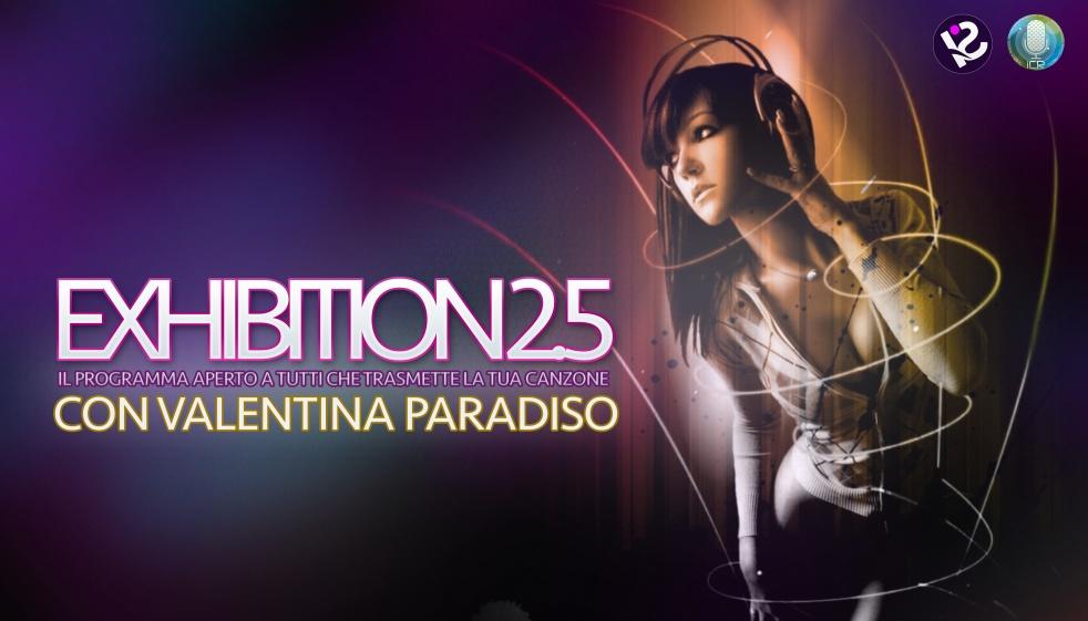 Exhibition 2 e 2.5 - immagine di copertina dello show