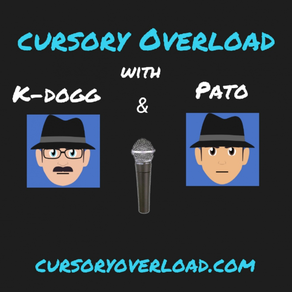 Cursory Overload - Cover Image
