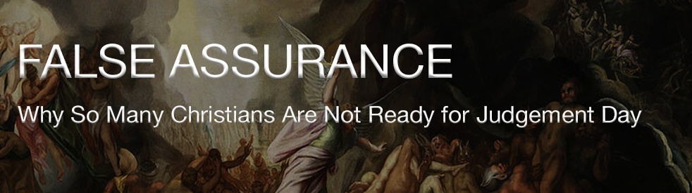 False Assurance - Cover Image