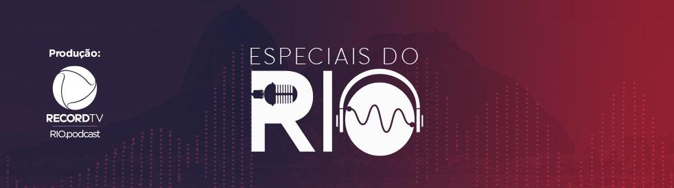Especiais do Rio - Cover Image