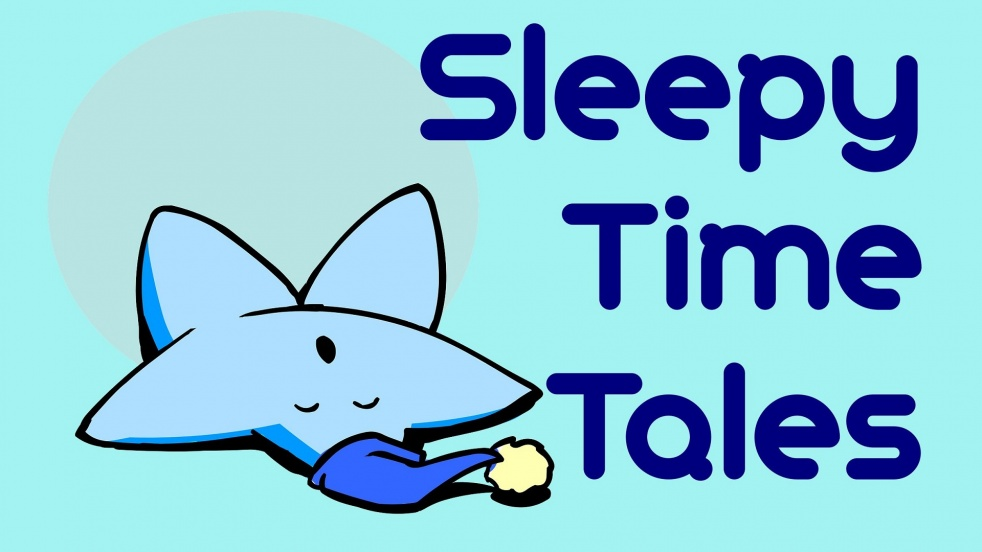 Sleepy Time Tales - show cover