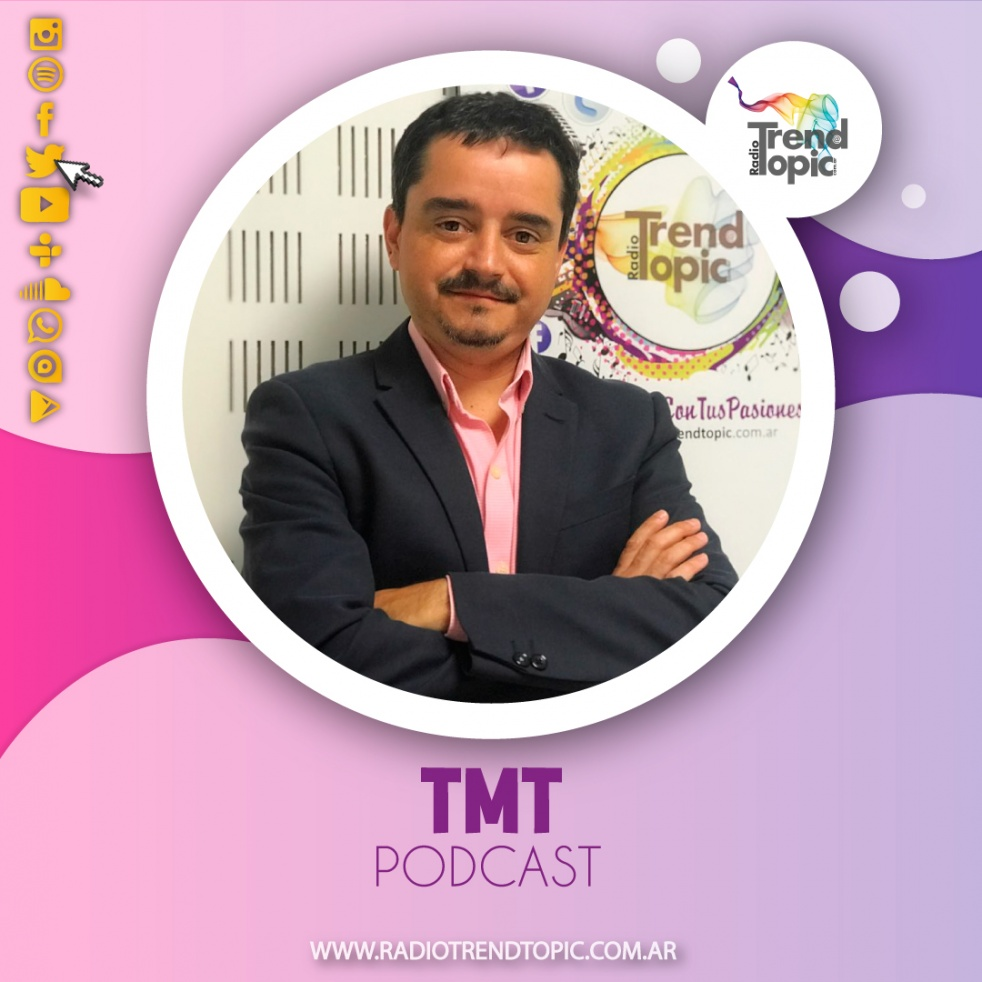 TMT - Radio Trend Topic - show cover