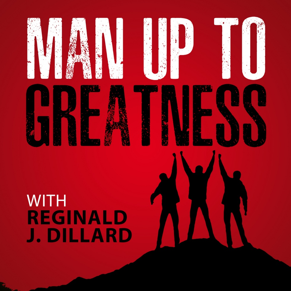 Man Up To Greatness - show cover