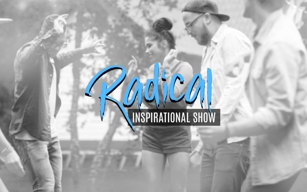 Live Radical Inspirational Show - show cover