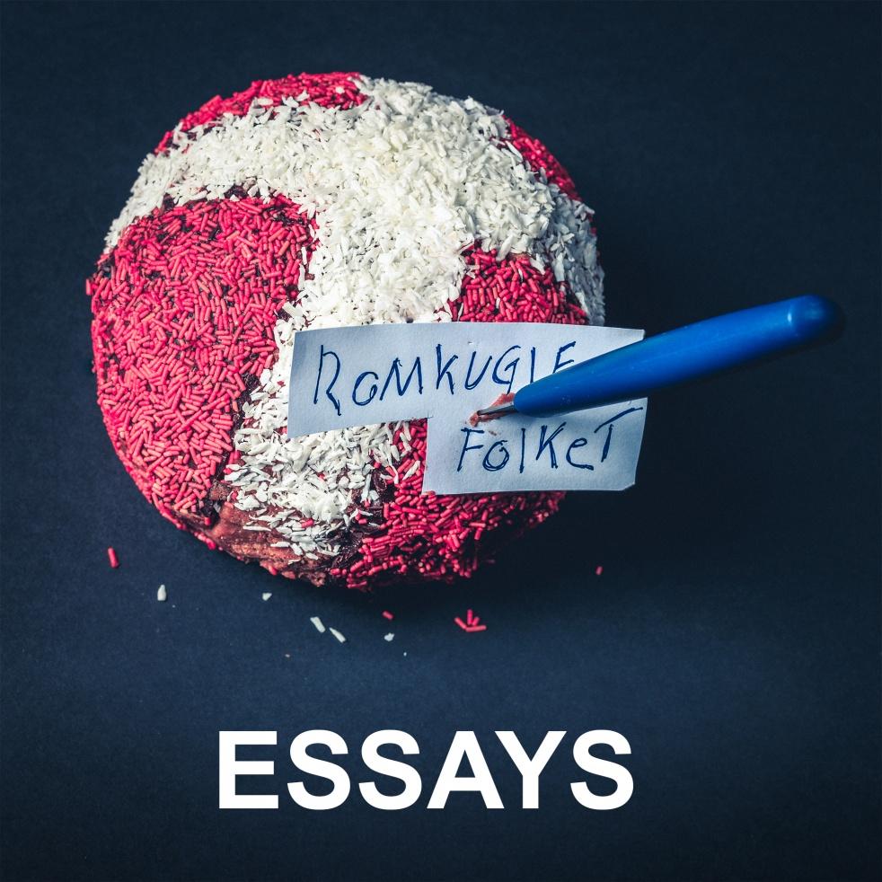 Romkugle-folket Essays - immagine di copertina dello show
