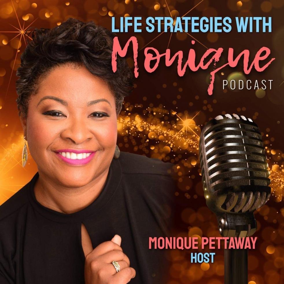 Life Strategies With Monique - immagine di copertina dello show