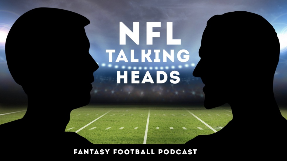 NFL Talking Heads Fantasy Football - imagen de show de portada