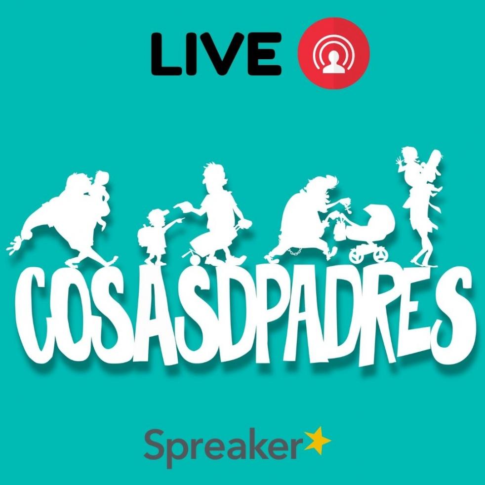 Cosas D padres live - immagine di copertina dello show