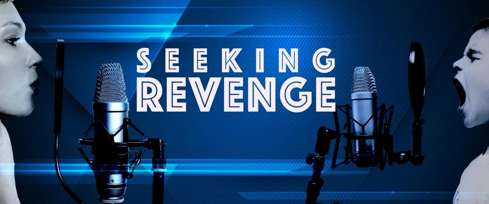 Seeking Revenge - imagen de show de portada