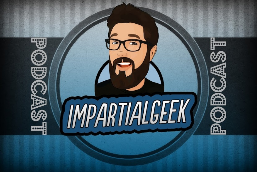 ImpartialGeek - show cover